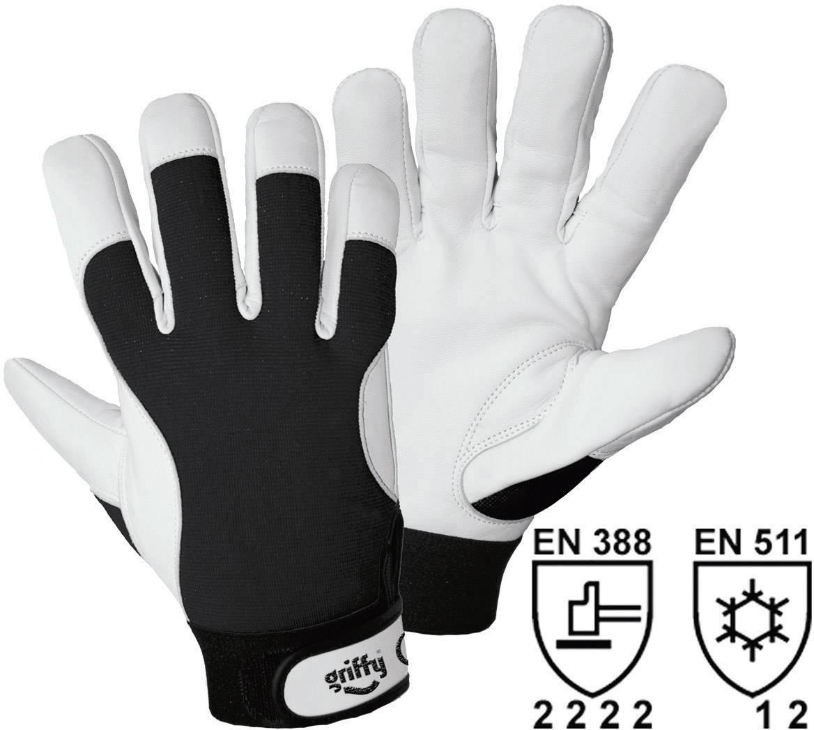 Montážní rukavice Griffy 1707, velikost rukavic: 8, M