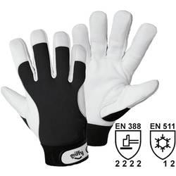 Montážní rukavice L+D Griffy 1707, velikost rukavic: 10, XL