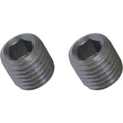 Stavěcí šroub Toolcraft, šestihran, DIN 916, M3, 3 mm, 20 ks