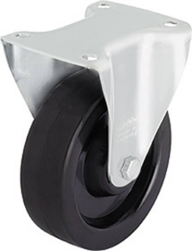 Tepelně odolné kolečko s konstrukční deskou, Ø 100 mm, Blickle B-PHN 100G