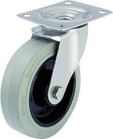 Otočné klečko s kosntrukční deskou, Ø 100 mm, Blickle 582346, LEX-POEV 100G-SG