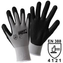 Pracovní rukavice L+D worky NITRIL GRID 1167, velikost rukavic: 8, M