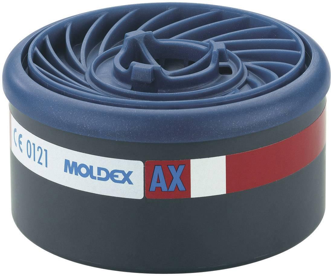 Moldex plynový filter EasyLock (R) 960001 Trieda filtrácie / Ochranné stupne: AX 8 ks