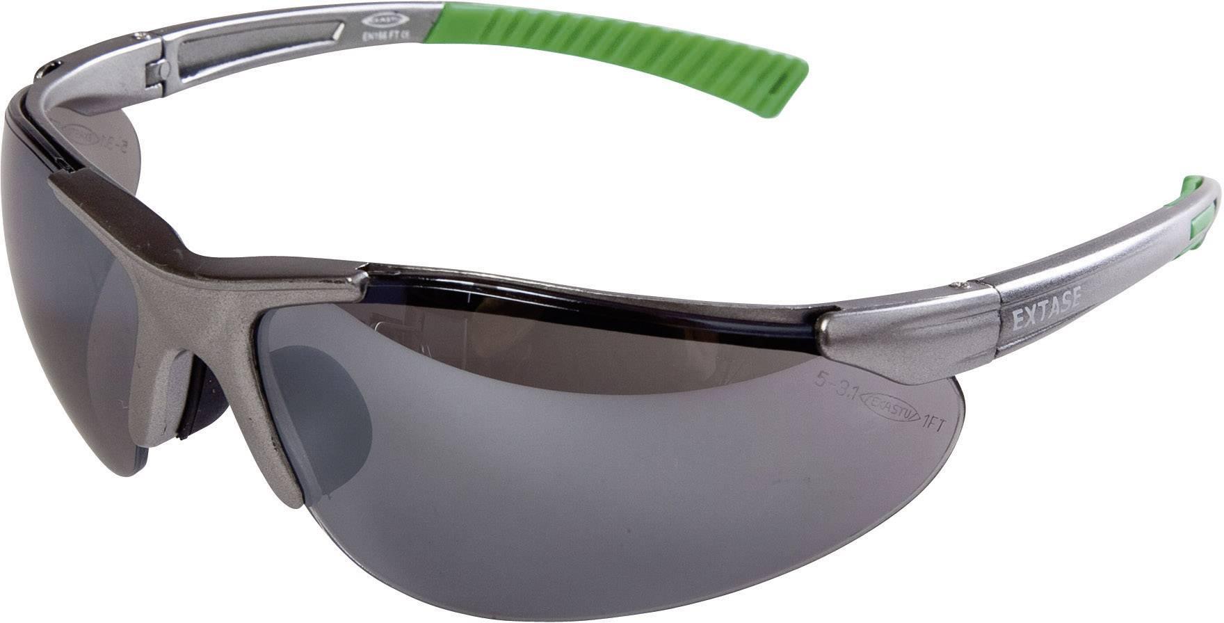 Ochranné okuliare Ekastu Sekur Safety Carina Klein Design Extase, tónované