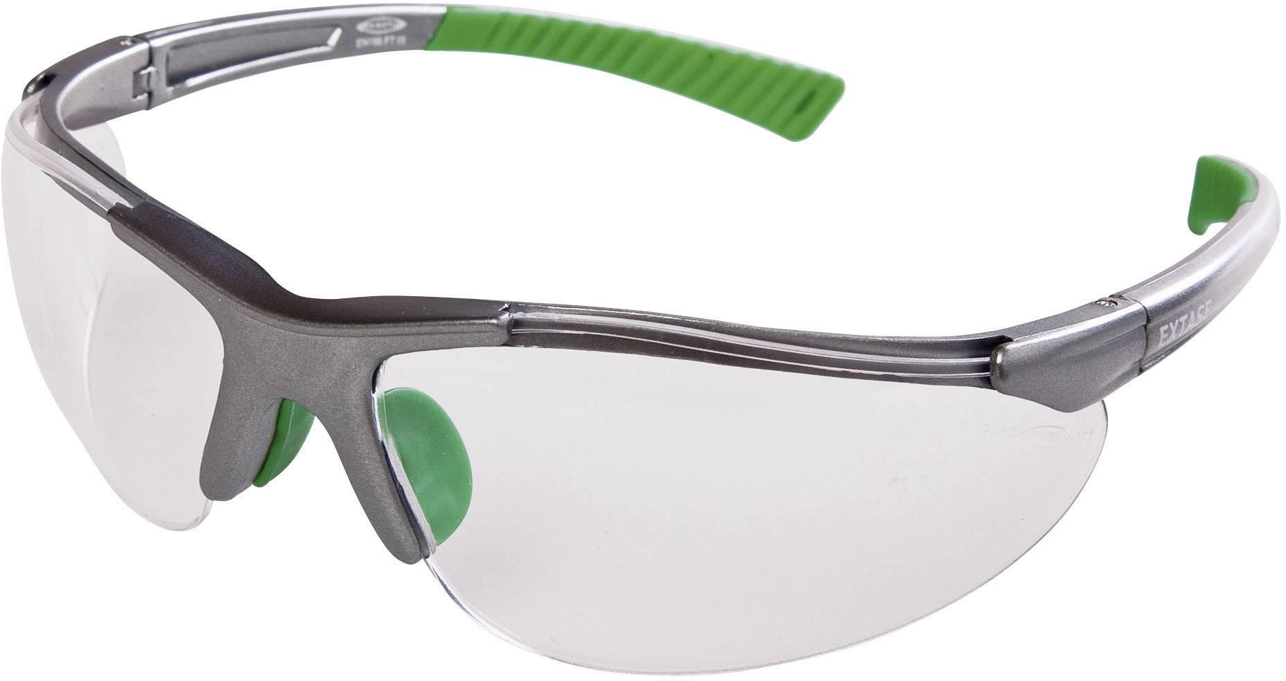 Ochranné okuliare Ekastu Sekur Safety Carina Klein Design Extase, číre