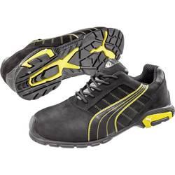 Bezpečnostní obuv S3 PUMA Safety Amsterdam Low 642710, vel.: 39, černá, žlutá, 1 pár
