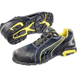 Bezpečnostní obuv S1P PUMA Safety Metro Protect 642730, vel.: 46, černá, modrá, žlutá, 1 pár