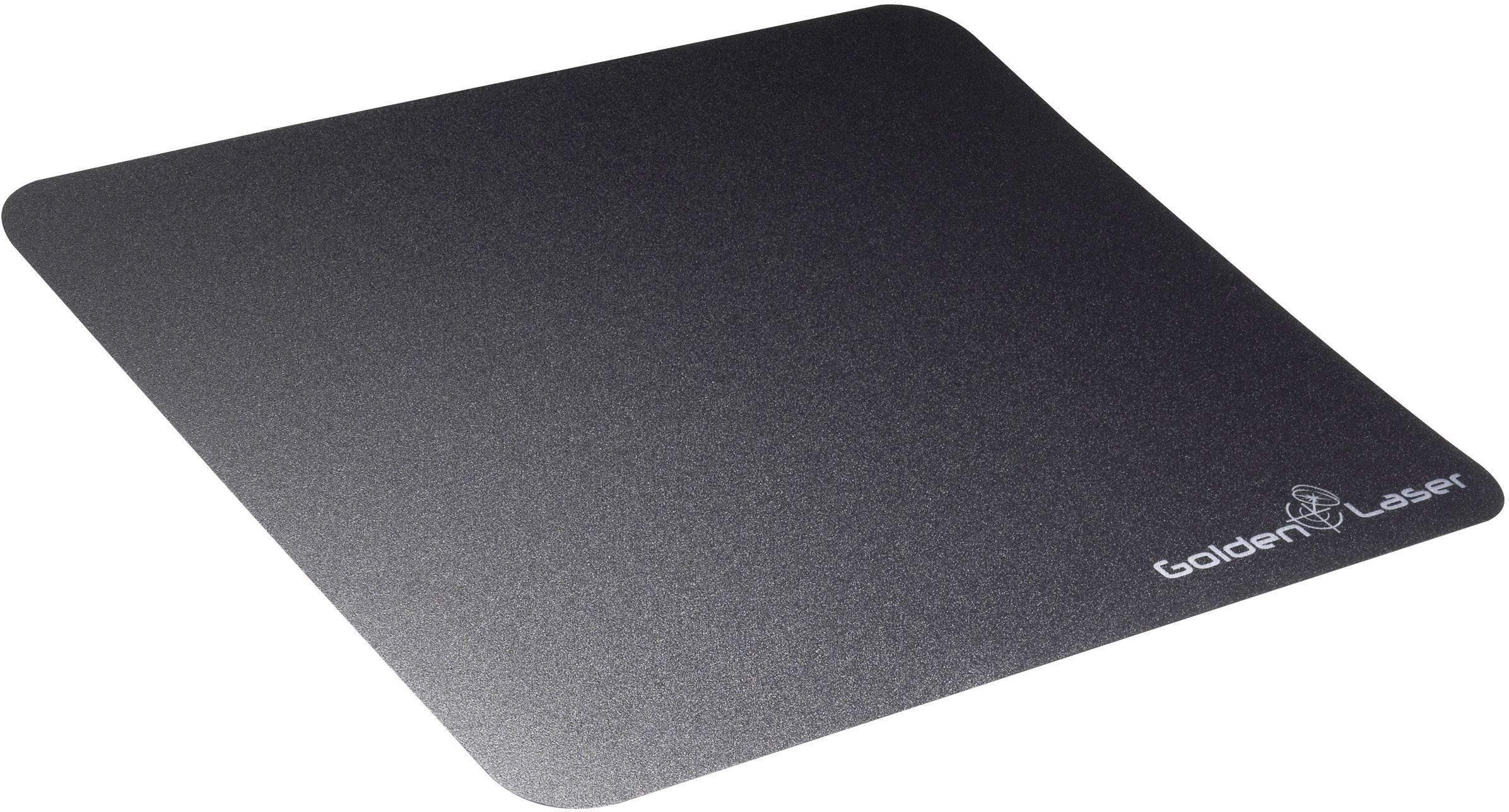 Podložka pod myš Renkforce CF01-02, 146 x 205 x 1 , čierna