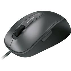 Optická USB myš Microsoft Comfort Mouse 4500 4FD-00023, černá