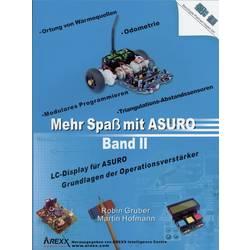 Kniha Arexx Mehr Spaß mit ASURO, Band 2 ARX-BUCH2 Vhodný pro: ASURO