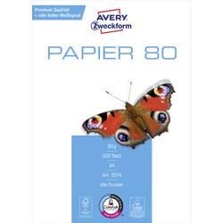 Avery papír 2574 A4,80 g, 500 2598