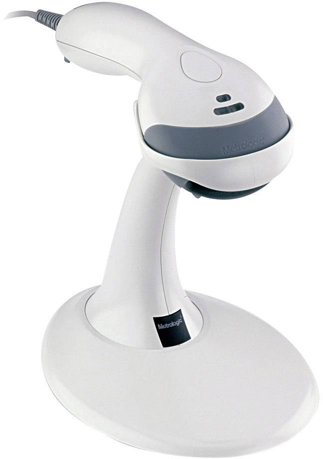Ruční skener čárových kódů Honeywell AIDC Voyager 9540 USB-Kit MK9540-77A38, Laser, USB, bílá