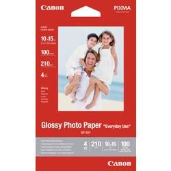 Fotografický papier Canon Glossy Photo Paper GP-501 0775B003, 10 x 15 cm, 100 listov, lesklý