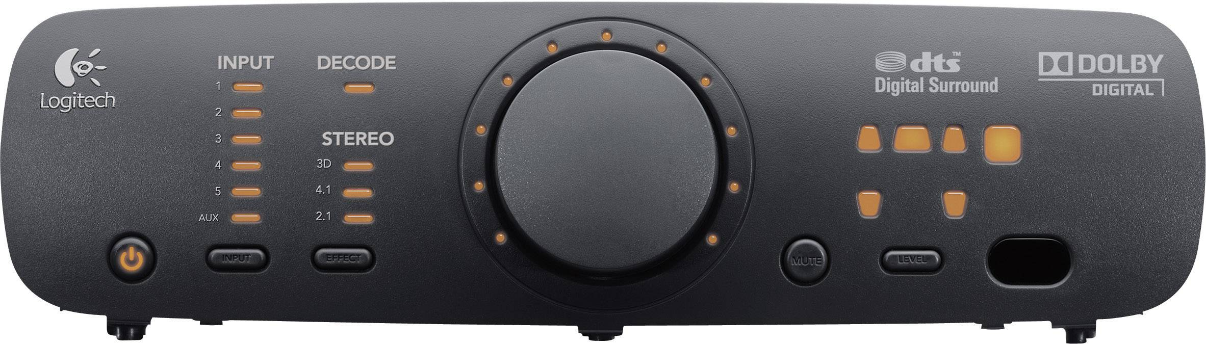 Reproduktory Logitech Z906 Surround 5.1