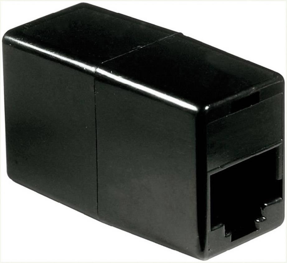RJ45 adaptér 922655, 0 m, čierna
