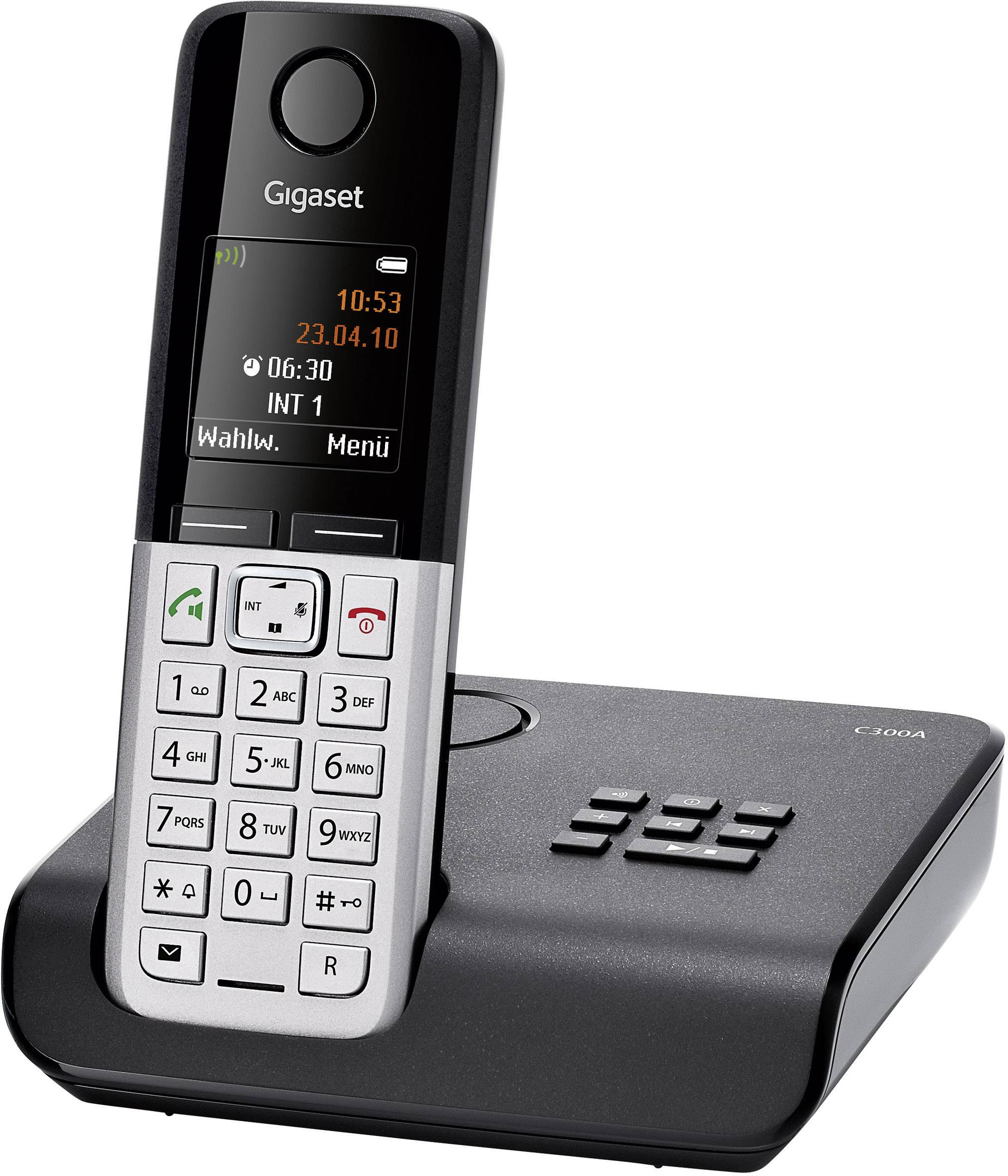 Stolní telefony