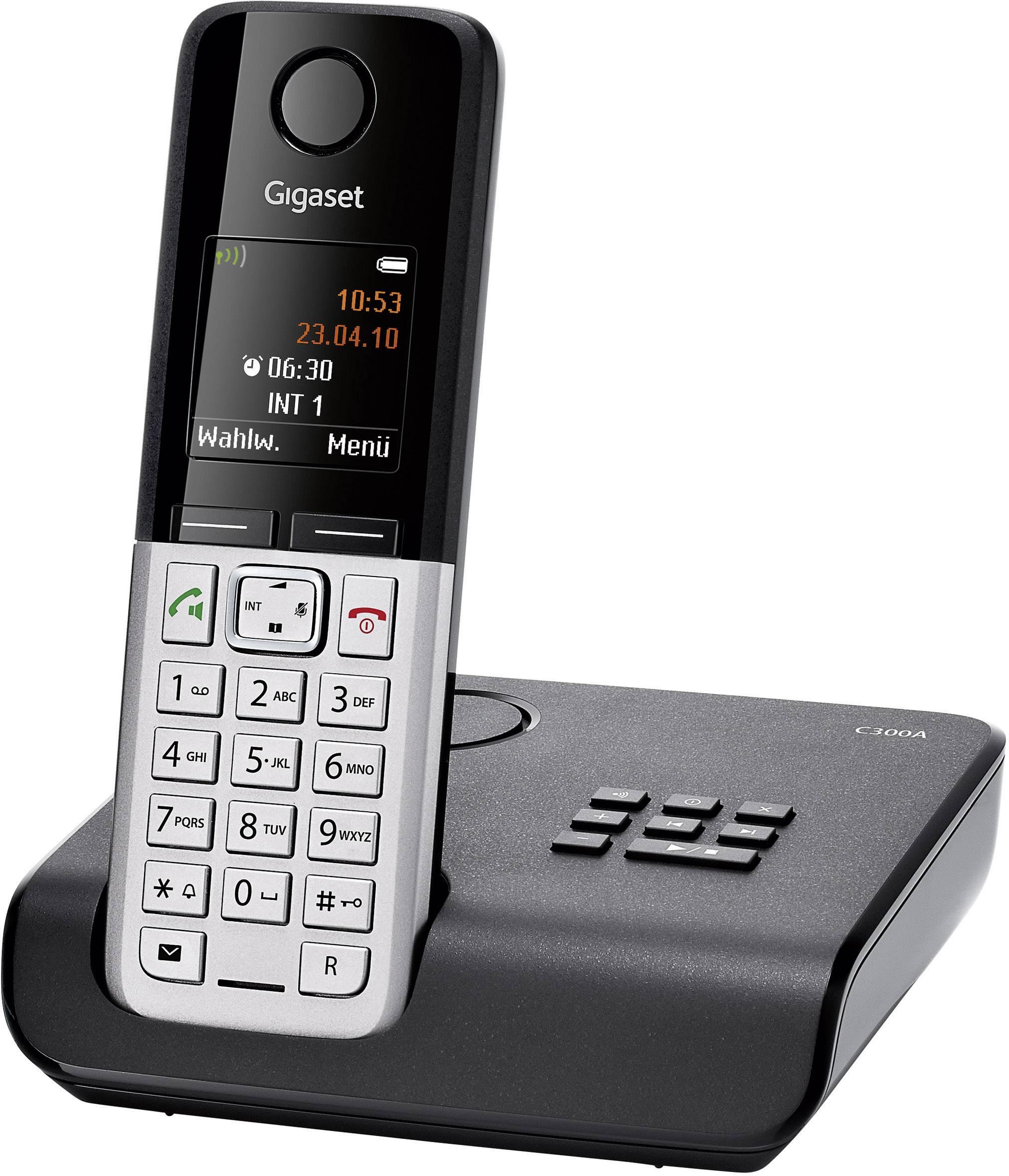 Telefony a faxy