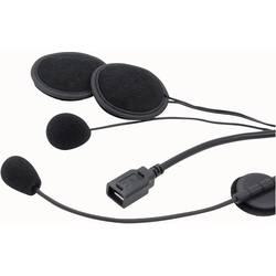 Náhradní headset do helmy HS-400B - třmenový mikrofon