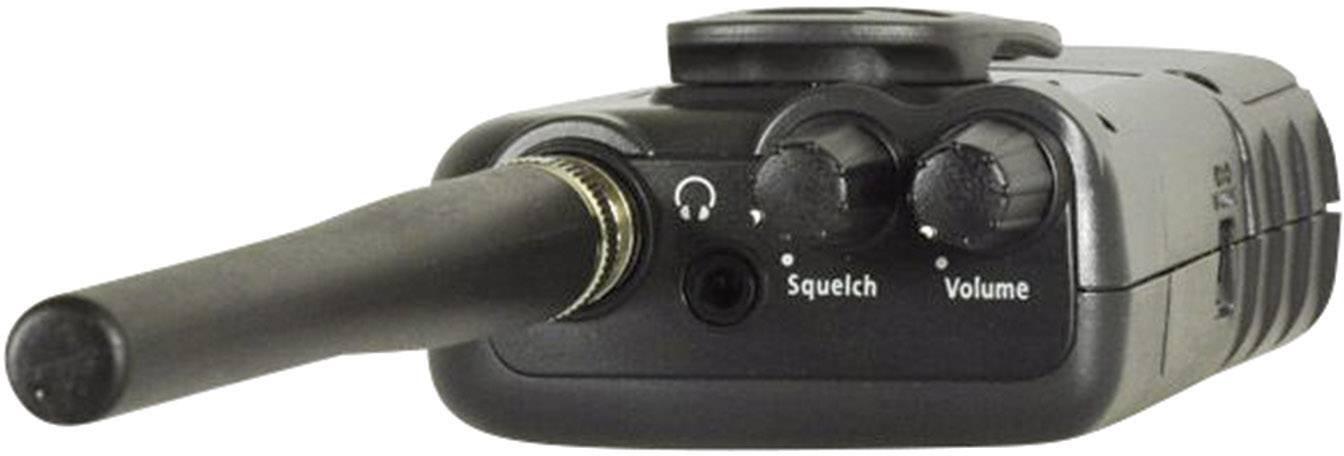 Rádiový ruční skener Albrecht AE 69H