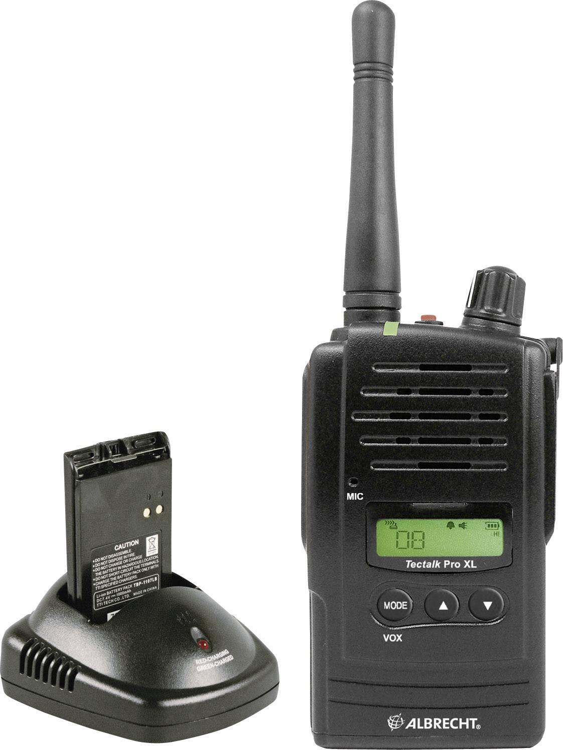 PMR rádiostanica Albrecht Tectalk Pro
