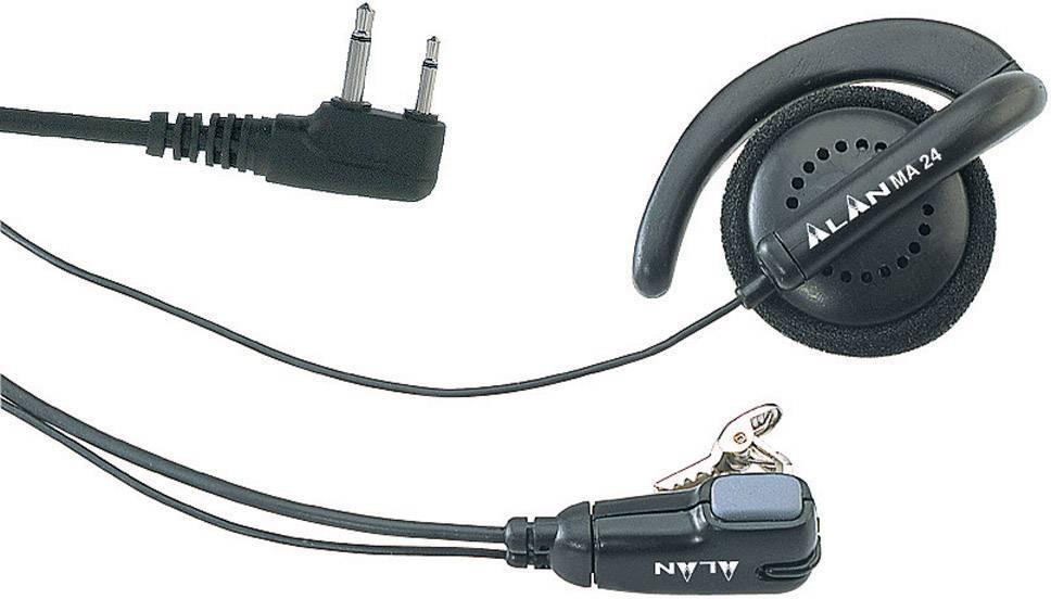 Headset Alan MA 24-L