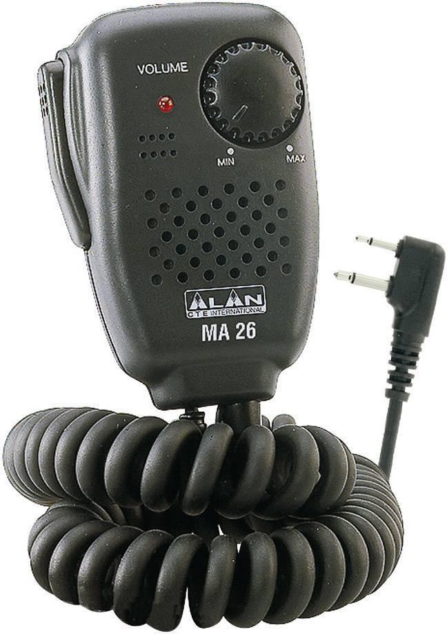 Mikrofón / reproduktor Midland MA 26-L C515.01