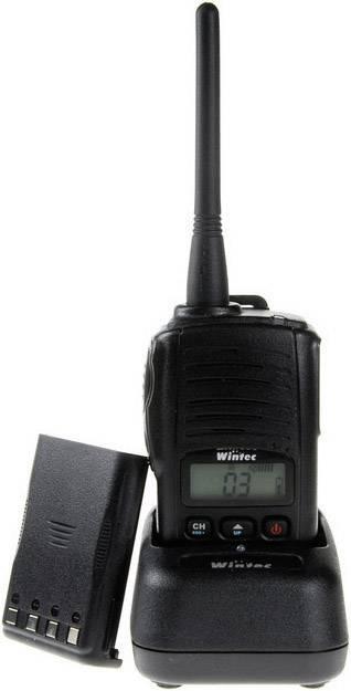 PMR rádiostanica WINTEC LP-4502 Powerset