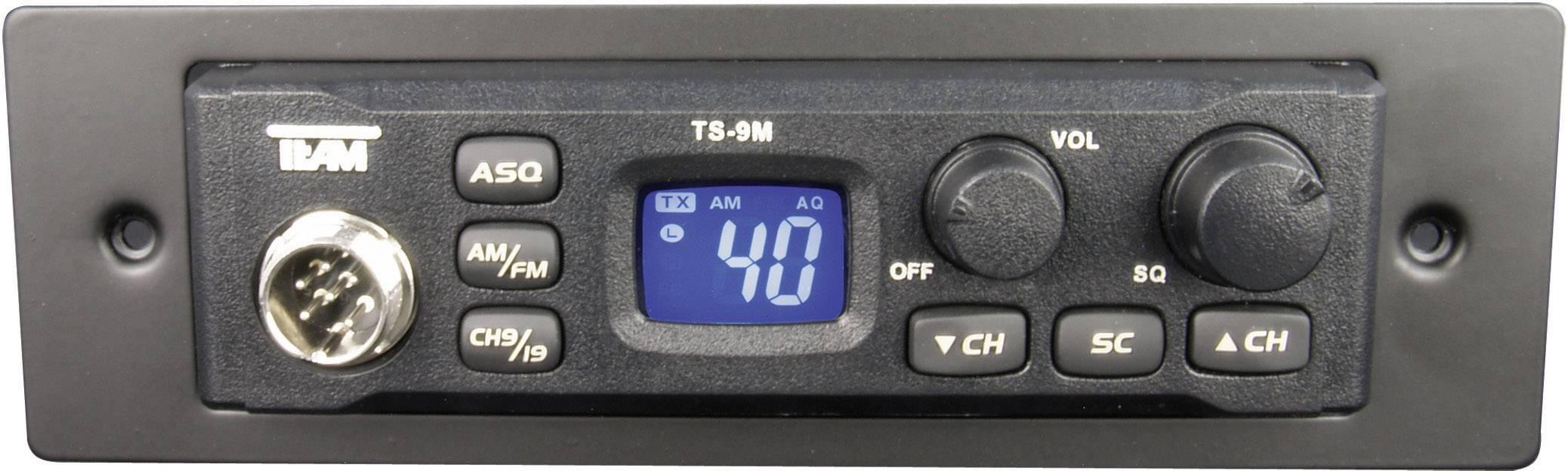 Zabudovateľný rámček Team Electronic EBS TS9M CB6604