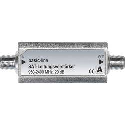 Satelitný zosilňovač Renkforce SVS 2-50, 20 dB