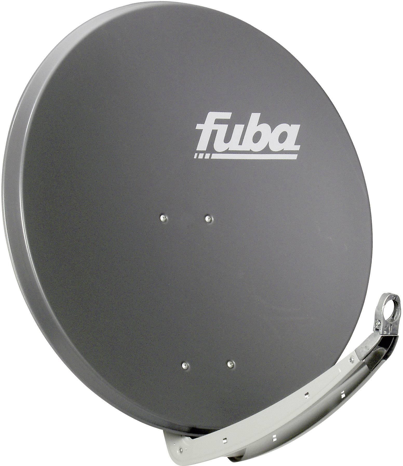 Satelitní anténa, Fuba DAA 850 A, 85 cm, tmavě šedá