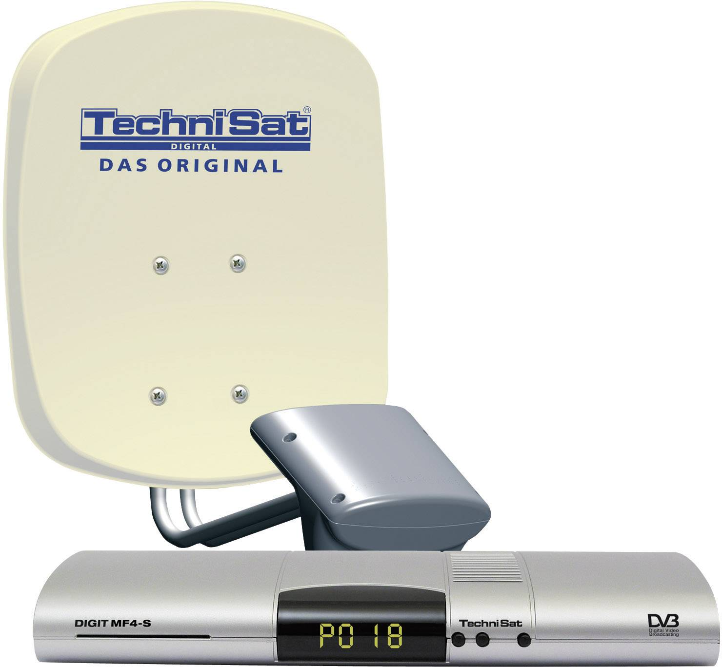 SAT- přijímače (DVB-S)