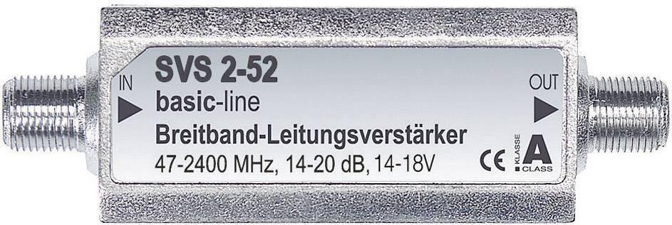 Satelitný zosilňovač Renkforce 11366C1E, 20 dB