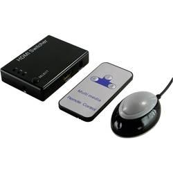 Prepínač HDMI LogiLink HD0003 HD0003, s 3 portmi