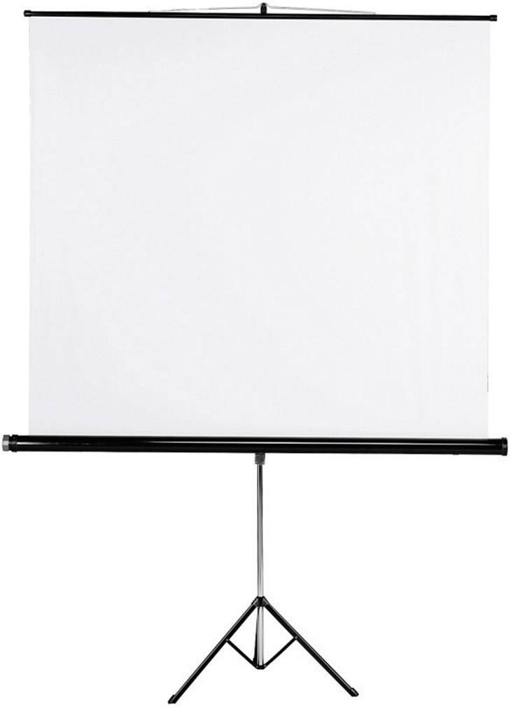 Promítací plátno na stativu HAMA, 155x155cm