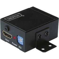 HDMI ™ extender (predĺženie) cez signálové vedenie, Digitus DS-55901, 35 m, N/A