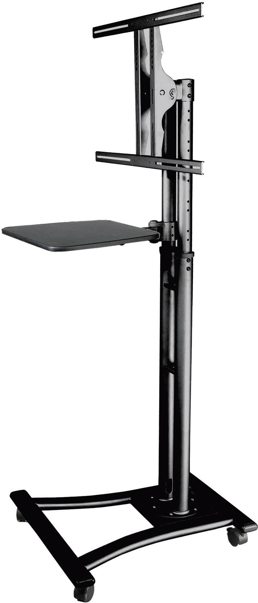 """TV kolieskový vozík B-Tech RW8620/B, neflexibilný, 68,6 cm (27"""") - 152,4 cm (60"""")"""