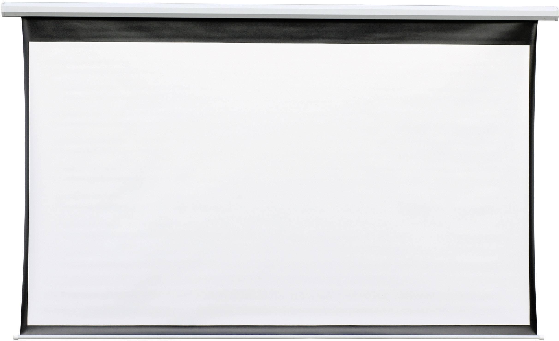 Promítací plátno s motorkem TRONJE TRLW-PT 120 26797, 265 x 149 cm, 16:9