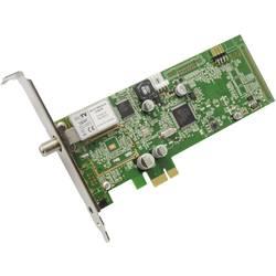 DVB-S (satelit) PCIe- Hauppauge WinTV-Starburst s dálkovým ovládáním, funkce nahrávání počet tunerů: 1