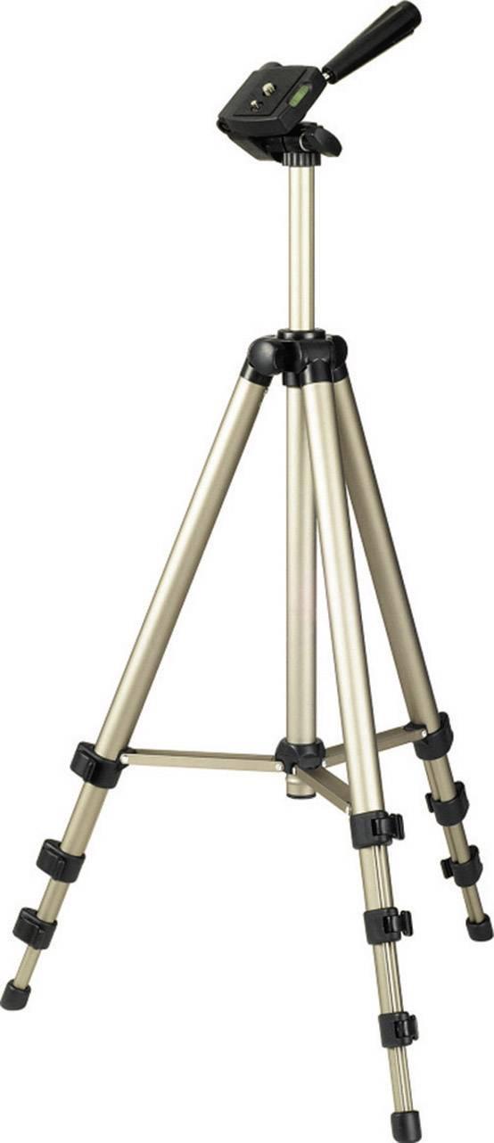 """Trojnohý statív Hama Star 700, 1/4"""", min./max.výška 42 - 125 cm, champagne"""