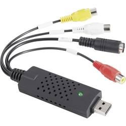 USB převodník videa z analogového do digitálního záznamu, Basetech BR116 BT-1168633