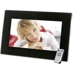 """Digitální fotorámeček 35.6 cm (14 """") Intenso Media Stylist 1366 x 768 px černá"""