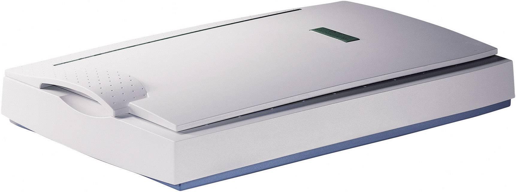 Plochý skener