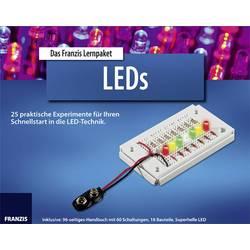 Úvod do světa LED diod Franzis Verlag , něm. průvodce vč. součástek, od 14 let