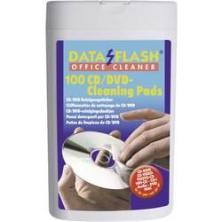 DataFlash 1521 čistící ubrousky na CD 100 ks