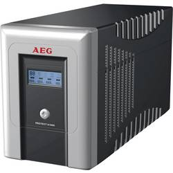 UPS 1000 VA, AEG Power Solutions PROTECT A.1000