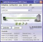 VPN klient software Advanced LANCOM