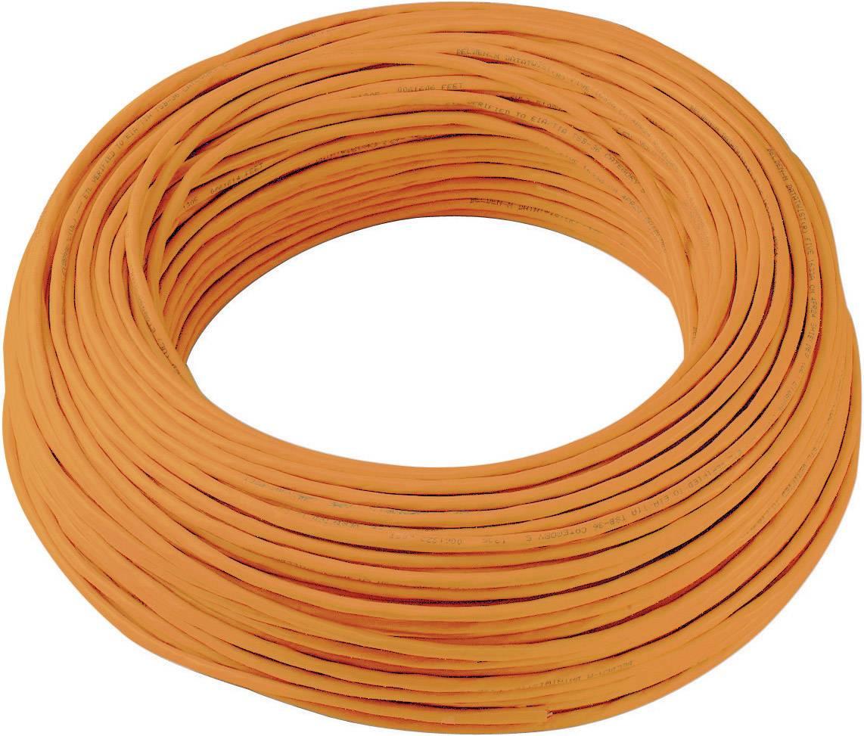 Síťové kabely, bez prefabrikace