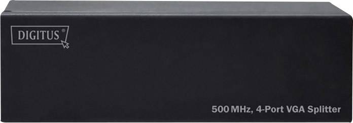 Splitter VGA 4x výstup, Digitus DC 42110