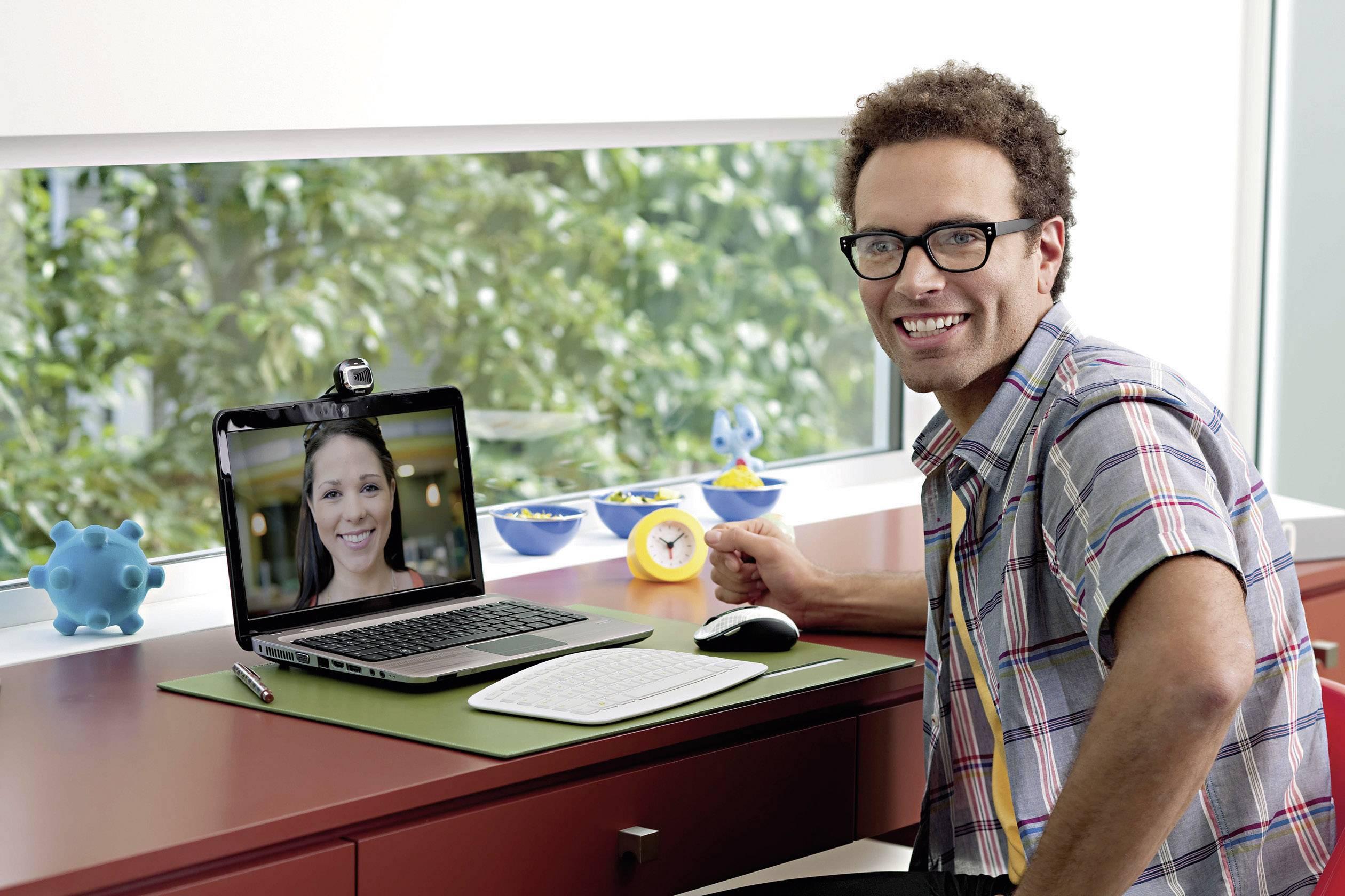 HD webkamera Microsoft LifeCam HD-3000