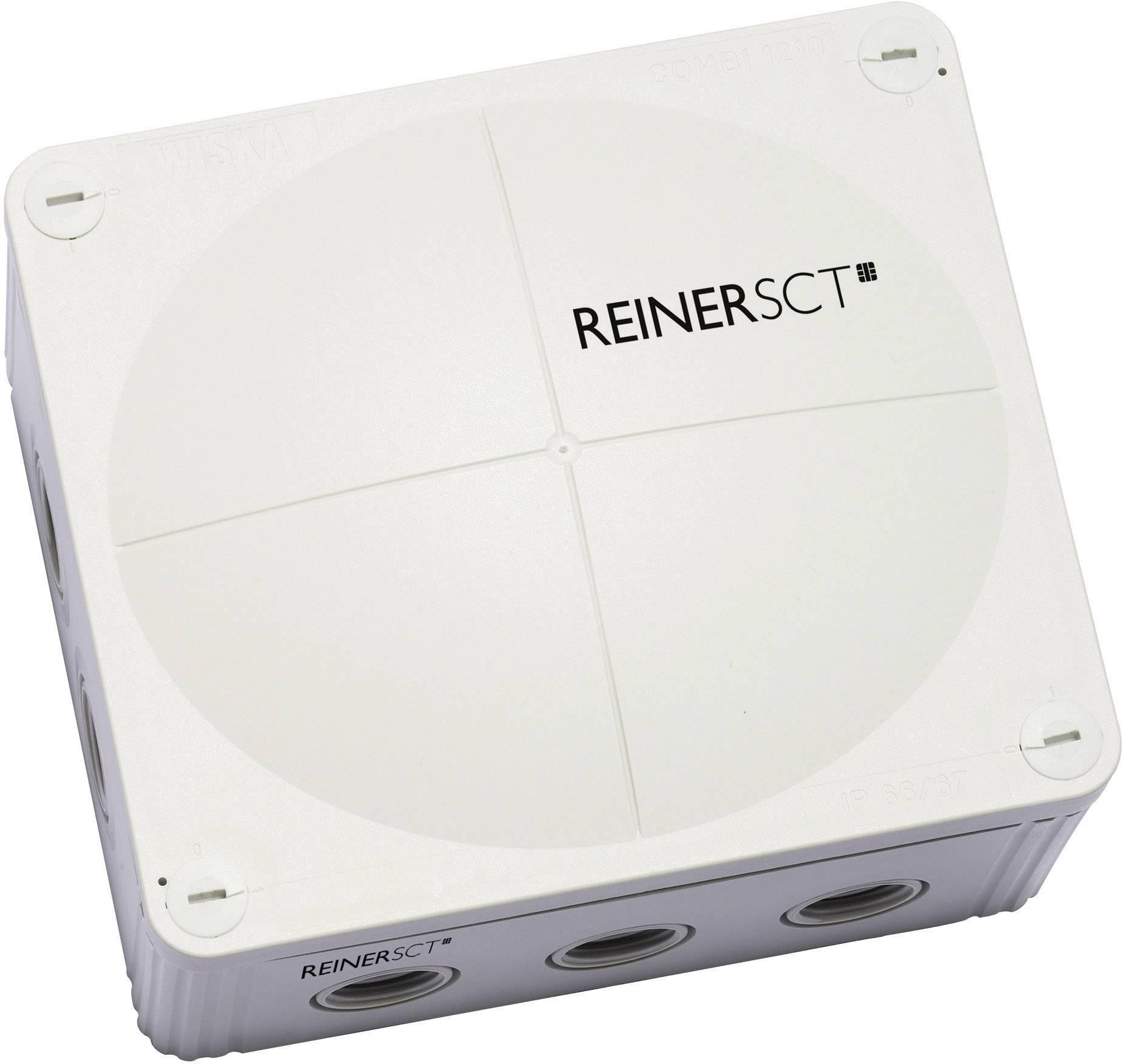 Ovládanie dverí REINER SCT timeCard Accessbox